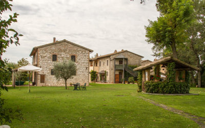 AGRITURISMO AD ASSISI LA FORNACE