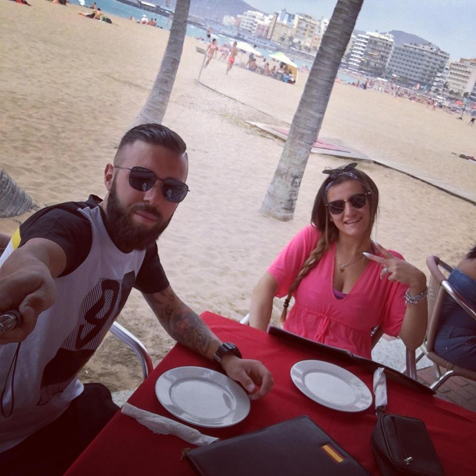 LUIGI E CINZIA in viaggio a Las Palmas ESTATE 2016