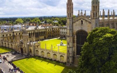 Corso di  Inglese a Cambridge