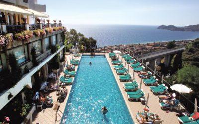Hotel Antares Olimpo 4****