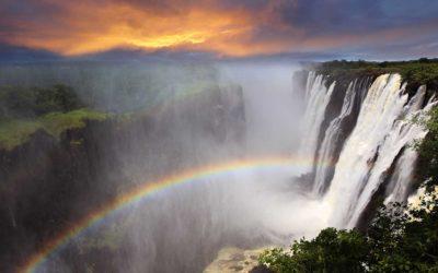 Sud Africa e Cascate Vittoria