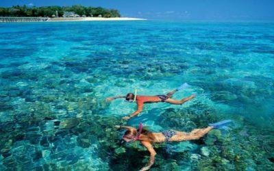 AUSTRALIA con barriera corallina