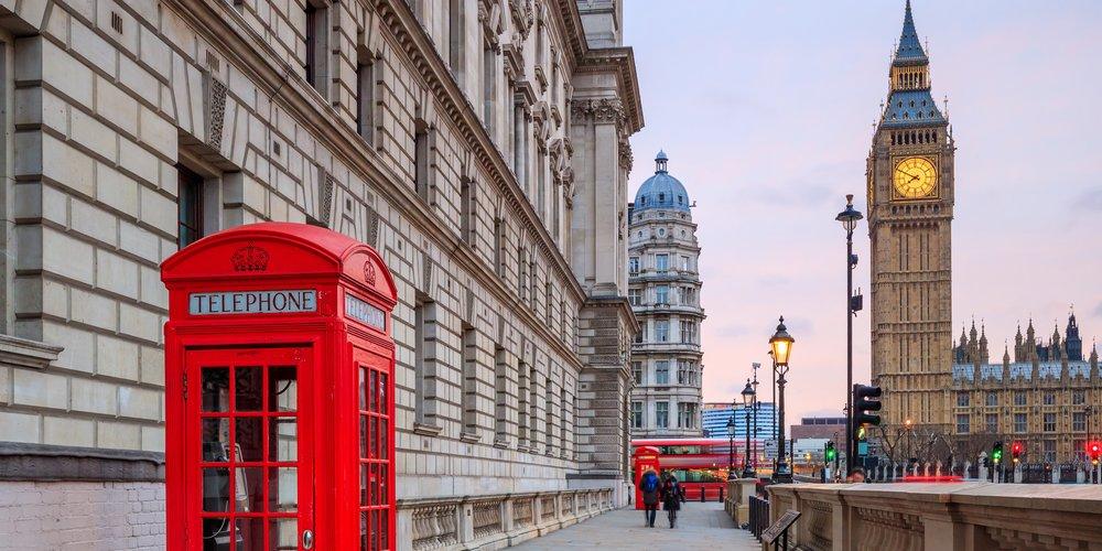 INGHILTERRA – Londra