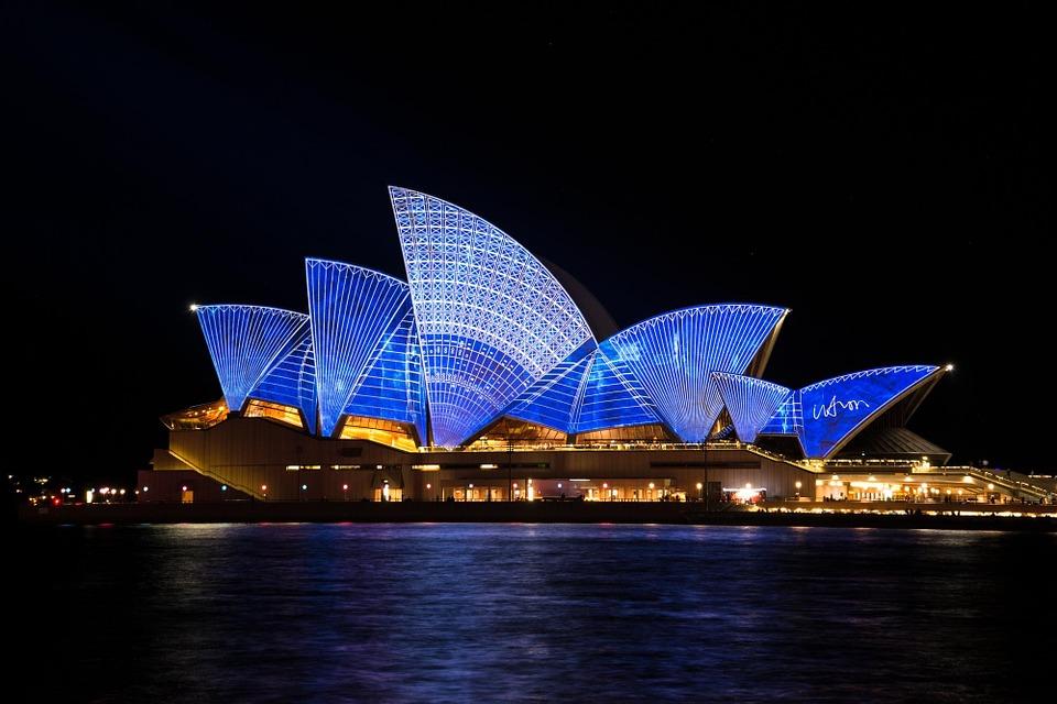 GRAN TOUR AUSTRALIA