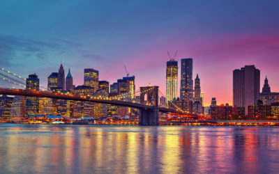 New York e Tour dell'Est