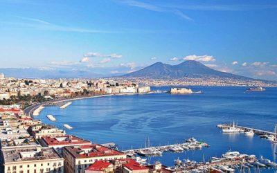 Napoli, Vesuvio, Pompei, Costiera Amalfitana, Reggia di Caserta 5 giorni