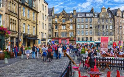 Scozia – Edimburgo