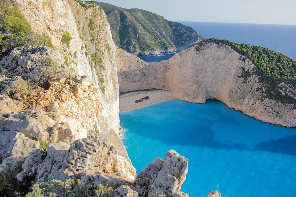 Grecia – Zante