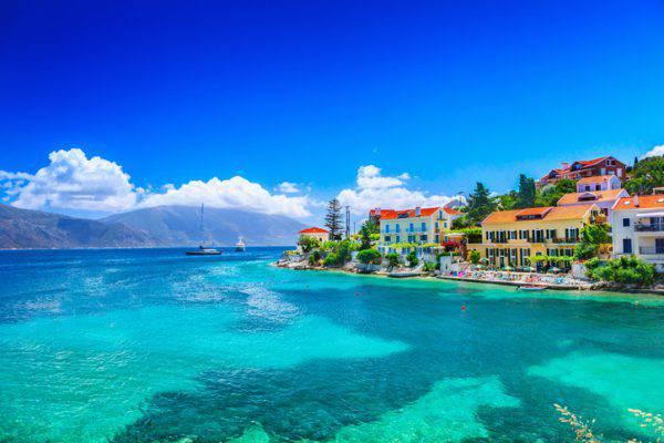 Grecia – Cefalonia