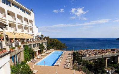 Sicilia – Letojanni – Taormina Hotel Olimpo – Le Terrazze – Antares