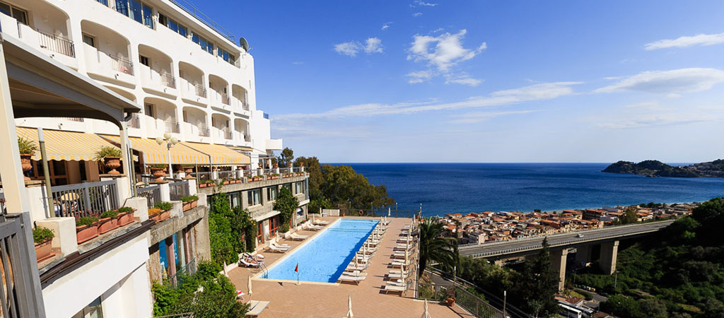 Sicilia - Letojanni - Taormina Hotel Olimpo - Le Terrazze - Antares ...