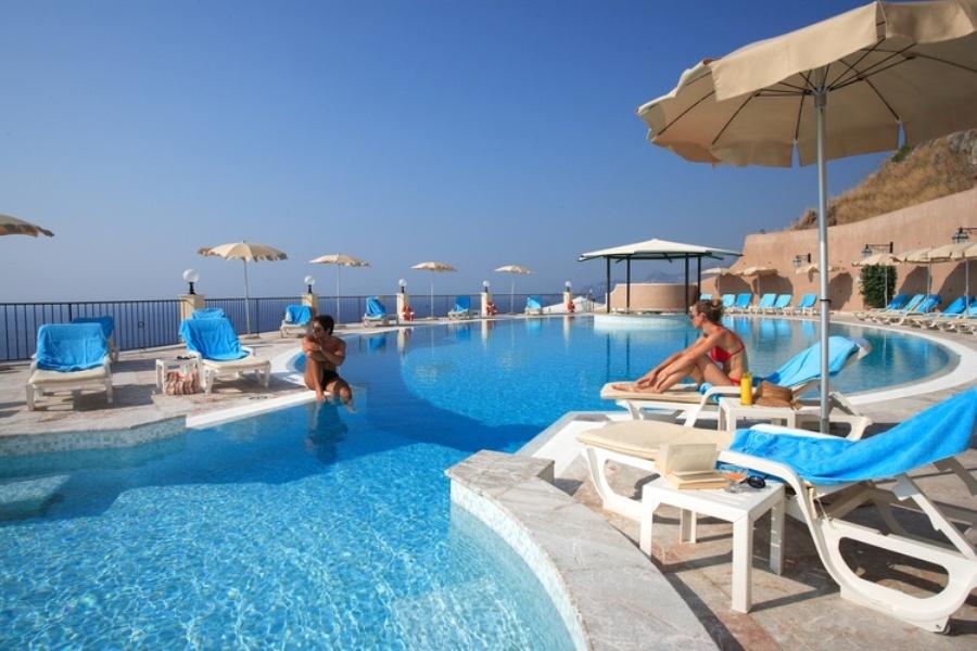 SICILIA – Sant'Alessio Siculo – Capo dei Greci Resort  4****