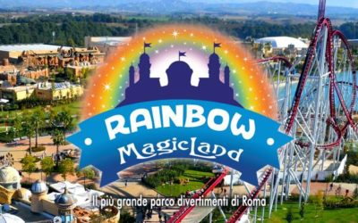 RAINBOW 2 GIORNI AL PARCO + 1 NOTTE IN HOTEL