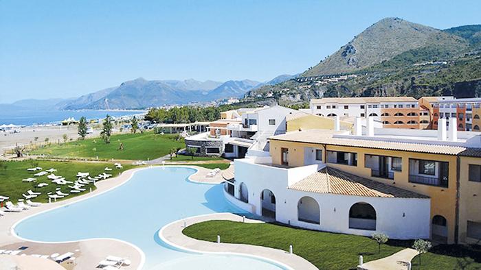 Calabria – Praia a Mare – Borgo di Fiuzzi Spa Resort  4****