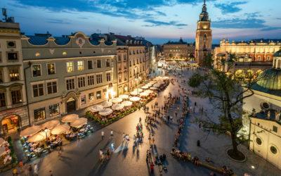 Befana a Cracovia