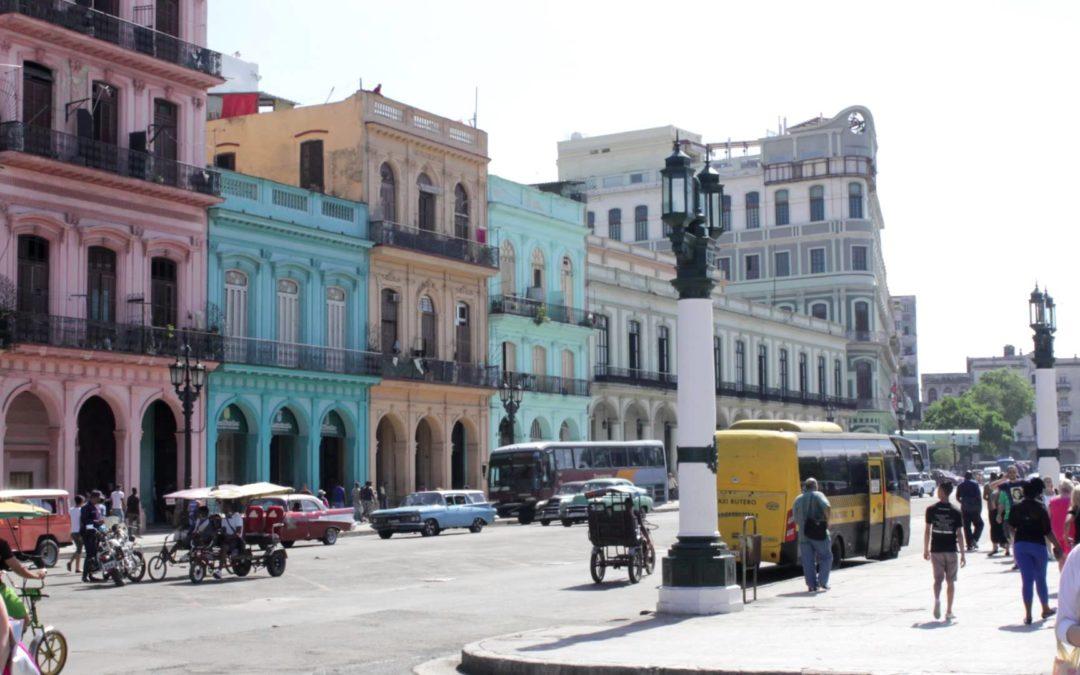 Cuba, L'Avana, L'Avana Vecchia