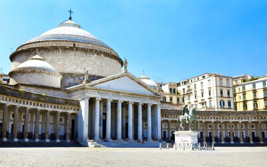 Walking tour Napoli Monumentale