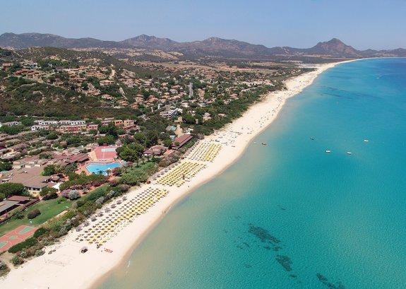Sardegna – Costa Rei (CA) – FREE BEACH CLUB