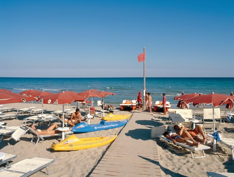 "Basilicata "" Hotel Village Magna Grecia"" Metaponto (MT)"