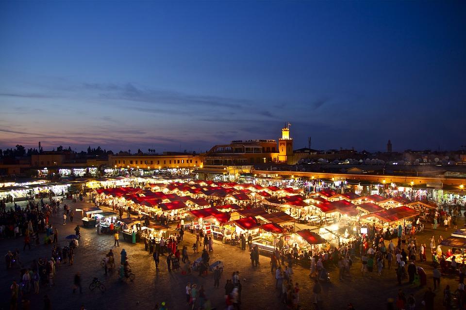 Marocco – Marrakech da Napoli