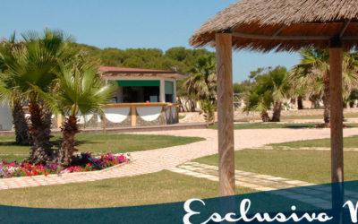 """Puglia – Frigole – Lecce """"Villaggio Turistico Racar"""""""