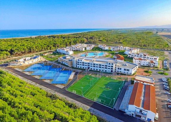"Basilicata ""Hotel Club Danaide"" Scanzano Jonico (MT)"