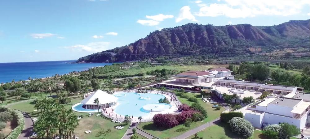 Club Esse Sunbeach Resort **** Golfo di Squillace, Calabria