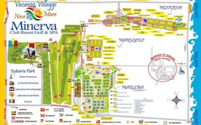 Minerva Resort Golf & Spa Marlusa**** Sibari Marina 25 AGOSTO / 1 SETTEMBRE