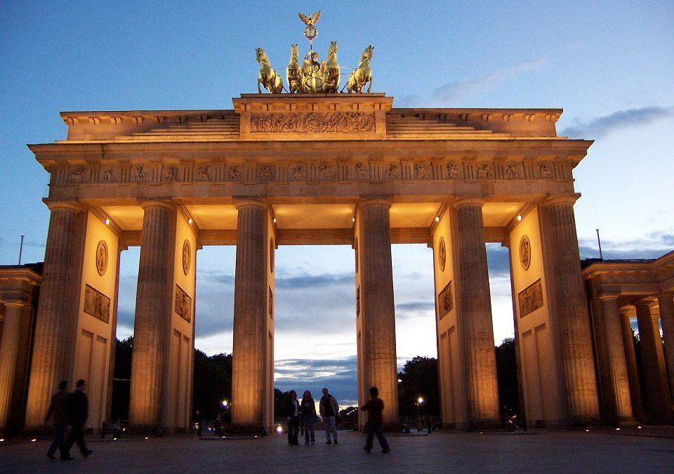 PONTE OGNISSANTI – BERLINO 31/10 – 3/11