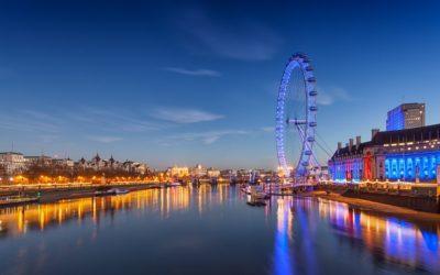 Londra l'atmosfera natalizia che ti avvolge