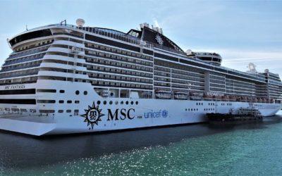 Crociera MSC Fantasia nel Mediterraneo partenza da Civitavecchia