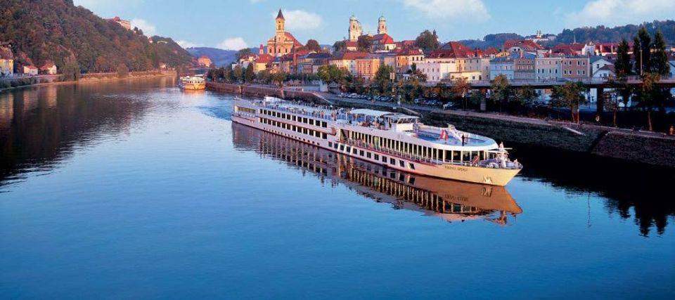 Danubio – Rodano – Saona Speciale Crociere Fluviali 2020