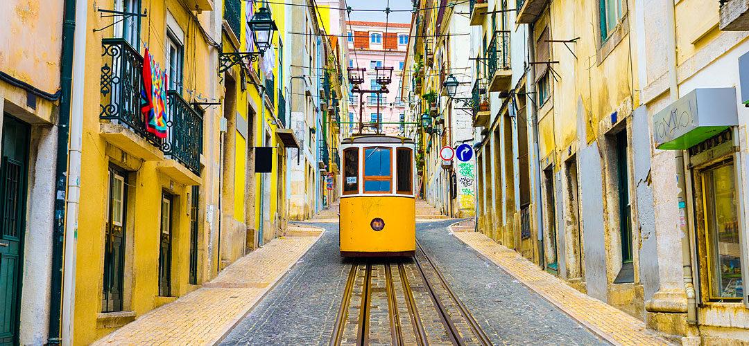 Pasqua a Lisbona 11 – 14 Aprile 2020
