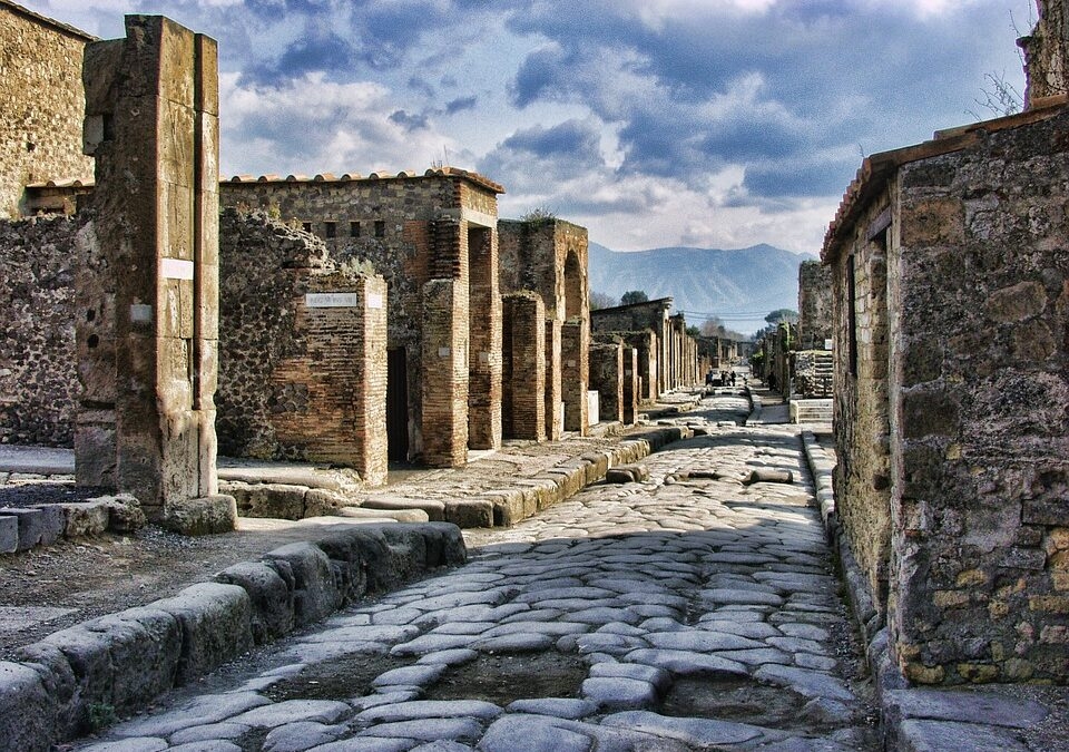 Napoli-Pompei-Vesuvio 4 giorni/3 notti